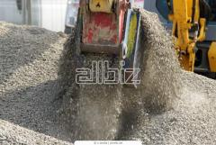 Sand gravel from the producer. Export is possible.