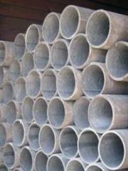 Pipe asbestos-cement f100