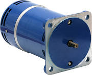 Direct current motors with electromagnetic