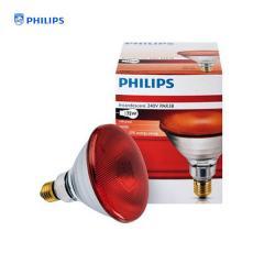 Лампа инфракрасная Philips PAR38 IR 175W E27 230V Red