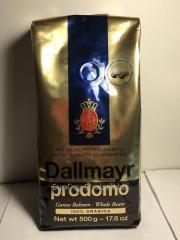 Кава в зернах Dallmayr Prodomo 500 грам