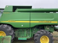 Комбайн зернозбиральний John Deere 9760