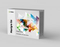 Maxigra Go - капсулы для увеличения члена