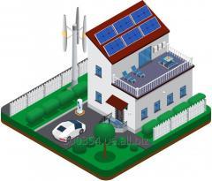 Система синтеза бытового газа LT5