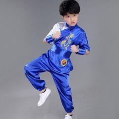 Детский костюм унисекс для боевых искусств (ушу)