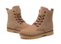 Высококачественные мужские зимние ботинки-(D