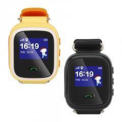 Детские смарт часы-телефон Q60 SE Tracker с датчиком GPS (Оригинал).