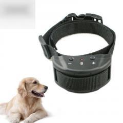 Безопасный вибрирующий ошейник для дрессировки собак