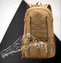 Большой водонепроницаемый рюкзак для охоты, пеший туризм, кемпинг 50 л.