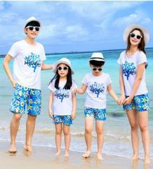 Пляжная, семейная, летняя одежда.