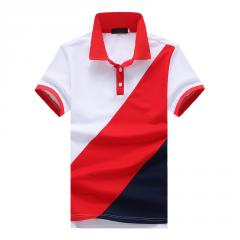 Брендовая мужская рубашка-(Поло).