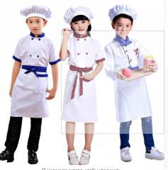 Детский костюм шеф-повара