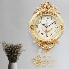 Декоративные часы настенные часы в Европейском стиле.