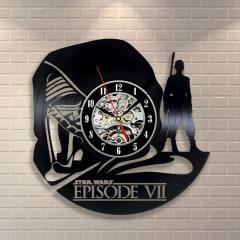 Декоративные уникальные настенные часы-современный дизайн.