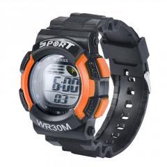 Водонепроницаемый наручные мужские часы.