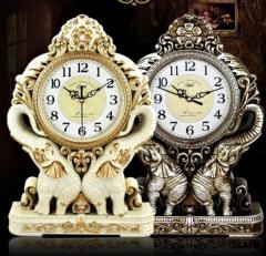 Качественные настольные ретро часы Goldern.