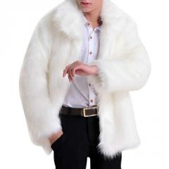 Роскошные меховые куртки для мужчин
