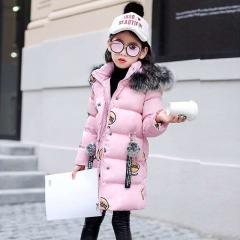 Теплые куртки для девочек-подростков.