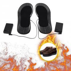 Теплые зимние стельки для обуви-(Cuttable)-(1