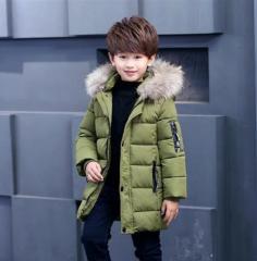 Куртка для мальчиков от 6 до 14 лет в стиле...
