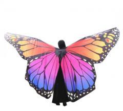 Костюм для танцев крылья бабочки без...