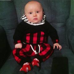 Весенний детский спортивный костюм для младенцев