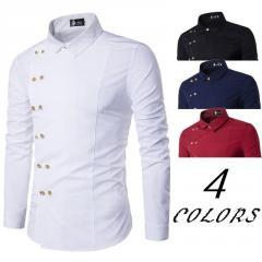 Мужская рубашка с разными цветами