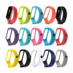 Силиконовый красочный Smart браслет для...