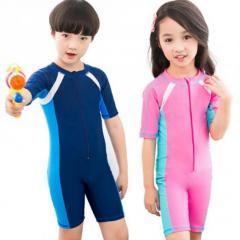 Детские короткий гидрокостюми для дайвинга