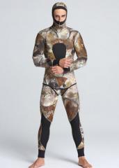 Гдрокостюм для мужчин комплект с принтом (камуфляж)