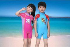 Детский гидрокостюм для дайвинга для мальчиков и девочек