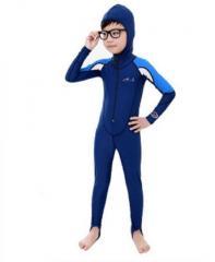 Детский гидрокостюм для мальчиков и девочек дайвинг