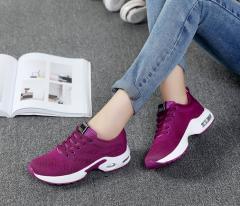 Летние, модные, дышащие женские кроссовки из