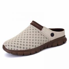 Дышащие модные мужские сандалии стиле унисекс.