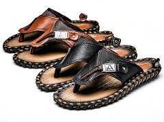 Брендовые мужские сандалии Masculino из