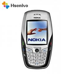 Оригинальный Nokia 6600 Мобильный телефон.