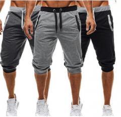 Летние мужские стильные шорты для спорта