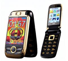 Мобильный телефон BLT 998 на два экрана