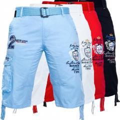 Летние мужские повседневные стильные шорты.