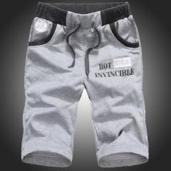 Летние мужские стильные шорты для спортаEmboridary