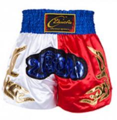 Летние мужские разноцветныешорты для бокса