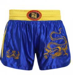 Летние мужские разноцветныешорты для тайского бокса.