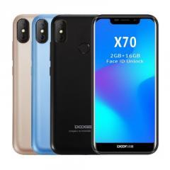 Четырех ядерный смартфон DOOGEE X70