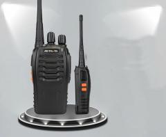 2 шт. Двухсторонняя радиостанция RETEVIS H777.