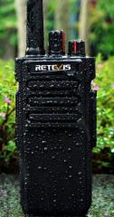 Профессиональная, водонепроницаемая рация Retevis RT29 IP67-10 В