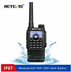Профессиональная радиостанция RT87, IP67