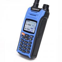 Многофункциональная радиостанция ABBREE AR-F6, двойной цветной дисплей