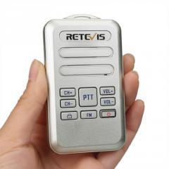 Мини рация Retevis RT20.