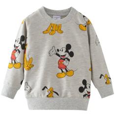 Детские свитера с Микки Маусом с длинным...