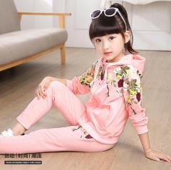 Спортивный детский костюм для активного отдыха